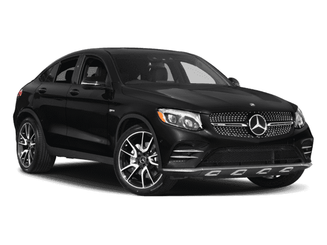 New Mercedes-Benz GLC GLC 43 AMG® 4MATIC® Coupe