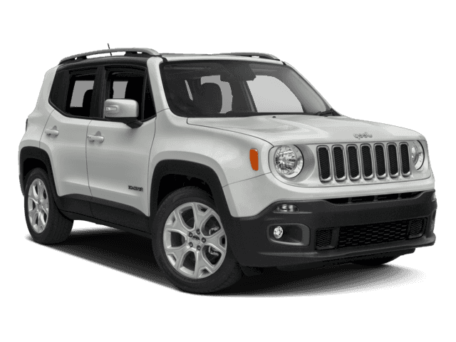 New Jeep Renegade Limited 4x4 | My Sky Open Air Roof | Navigation