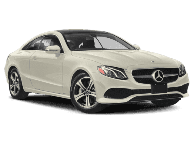 New 2019 Mercedes-Benz E-Class E 450 4MATIC® Coupe