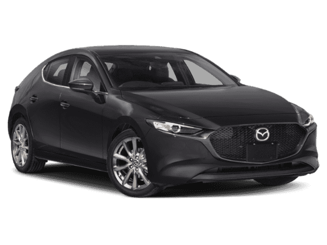 New 2019 Mazda3 Hatchback SPORT