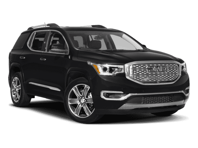 New GMC Acadia Denali