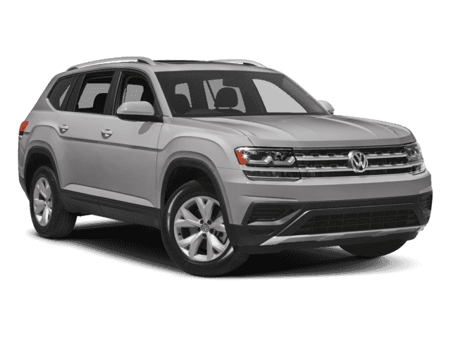 New 2018 Volkswagen Atlas Highline 3.6L 8sp at w/Tip 4motion