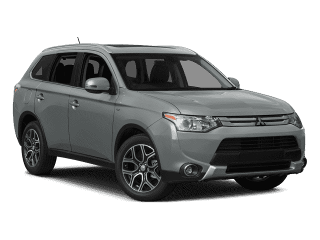 Pre-Owned 2015 Mitsubishi Outlander GT 4WD