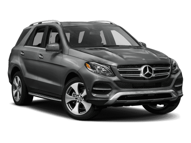New 2017 Mercedes-Benz GLE 350 4MATIC Sport Utility