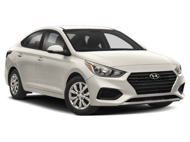 New 2020 Hyundai Accent SE Sedan IVT