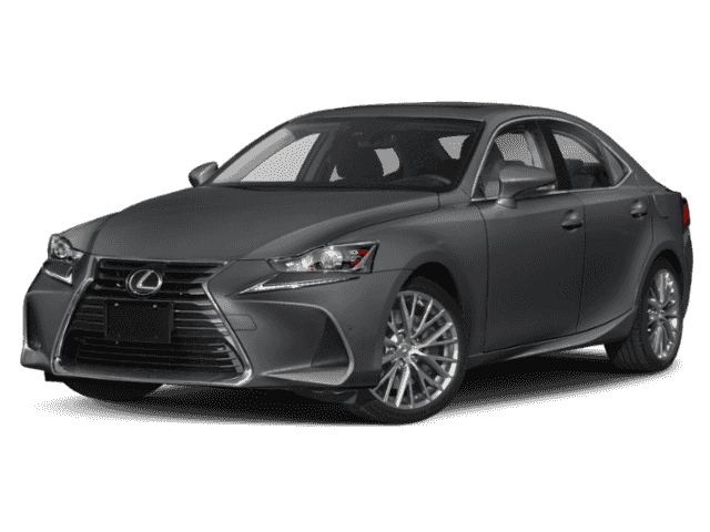 2019 Lexus IS 300 AWD FSport NAV