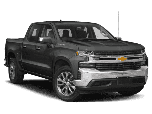 New 2020 Chevrolet Silverado 1500 4WD Crew Cab 157 LT Trail Boss