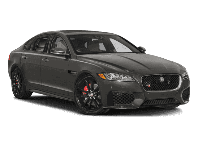New 2018 Jaguar XF S All Wheel Drive Sedan