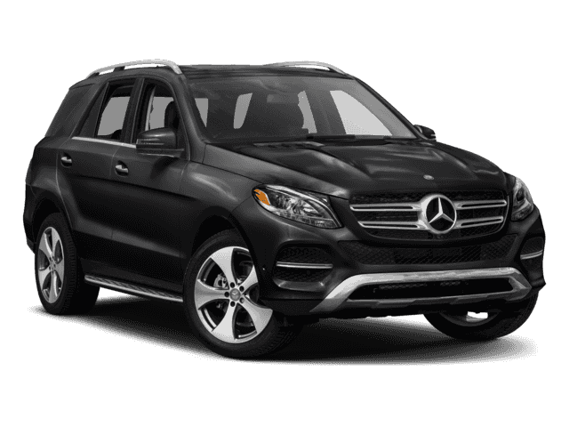 New 2017 Mercedes-Benz GLE350 4MATIC® 4D Sport Utility
