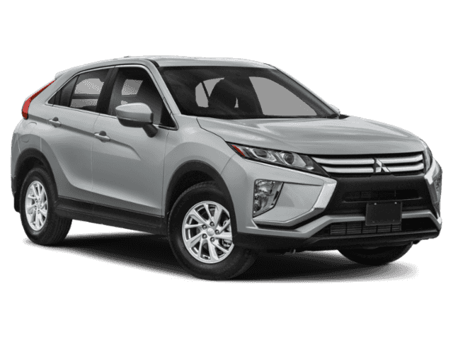 New 2020 MITSUBISHI ECLIPSE CROSS ES Four Wheel Drive S-AWC