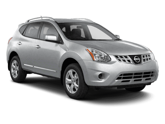 Pre-Owned 2013 NISSAN ROGUE S SPORT UT