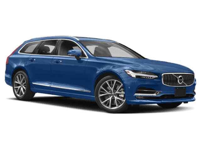 New 2019 Volvo V90 T6 AWD R-Design