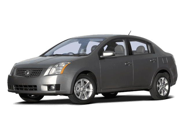 Pre-Owned 2008 NISSAN SENTRA Sedan 4D