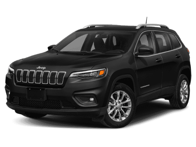 NEW 2021 JEEP CHEROKEE LATITUDE PLUS 4X4