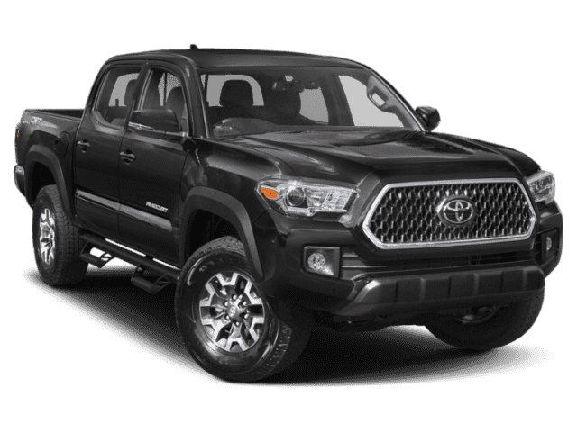 Shelor Motor Mile Toyota >> New 2019 Toyota Tacoma 4wd Trd Off Road Double Cab 5 Bed V6 A Crew