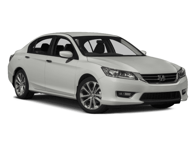 Pre-Owned 2015 Honda Accord FWD 4D Sedan