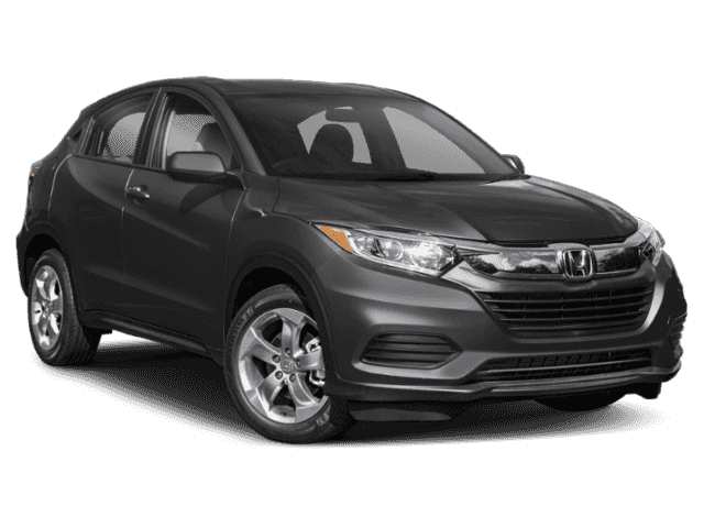 New 2019 Honda HR-V 4dr Front-wheel Drive LX (CVT)