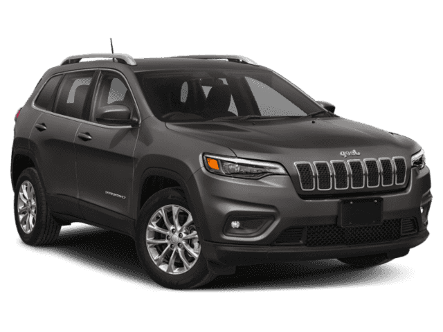New 2019 JEEP Cherokee TRLHWK