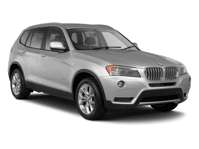 Pre-Owned 2013 BMW X3 AWD 4dr xDrive35i