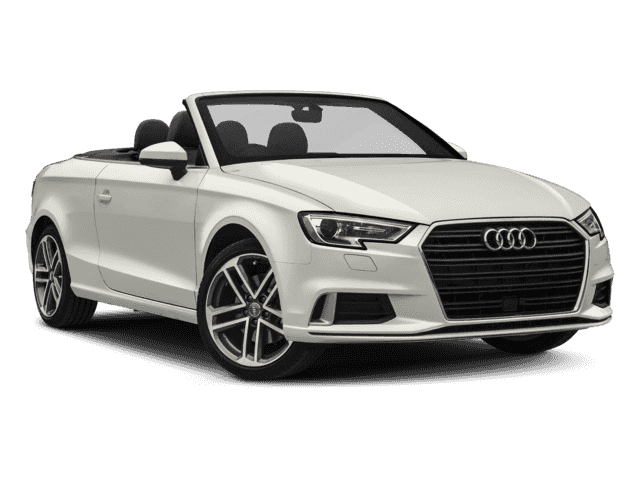 New 2018 Audi A3 Cabriolet Premium Convertible In