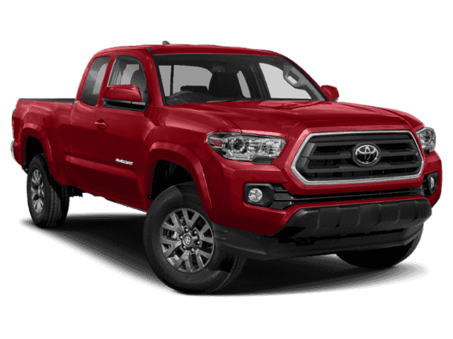 New 2020 Toyota Tacoma TRD Off-Road 4WD 4x4 TRD Off-Road 4dr Access Cab 6.1 ft LB