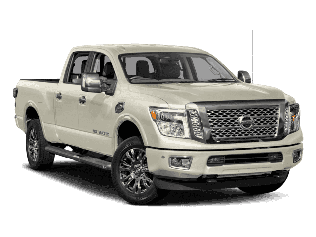 new 2018 nissan titan xd platinum reserve diesel 4x4 crew cab 6 6 ft box 151 6 in wb 4x4. Black Bedroom Furniture Sets. Home Design Ideas