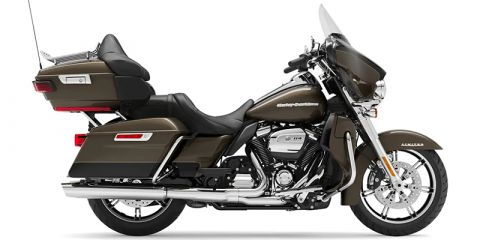 New 2020 Harley-Davidson Touring Ultra Limited