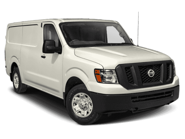 New 2019 Nissan NV1500 SV