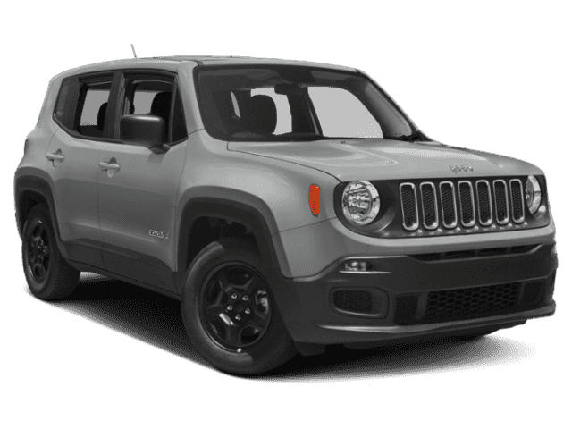 New 2018 JEEP Renegade 4d SUV 4WD Sport