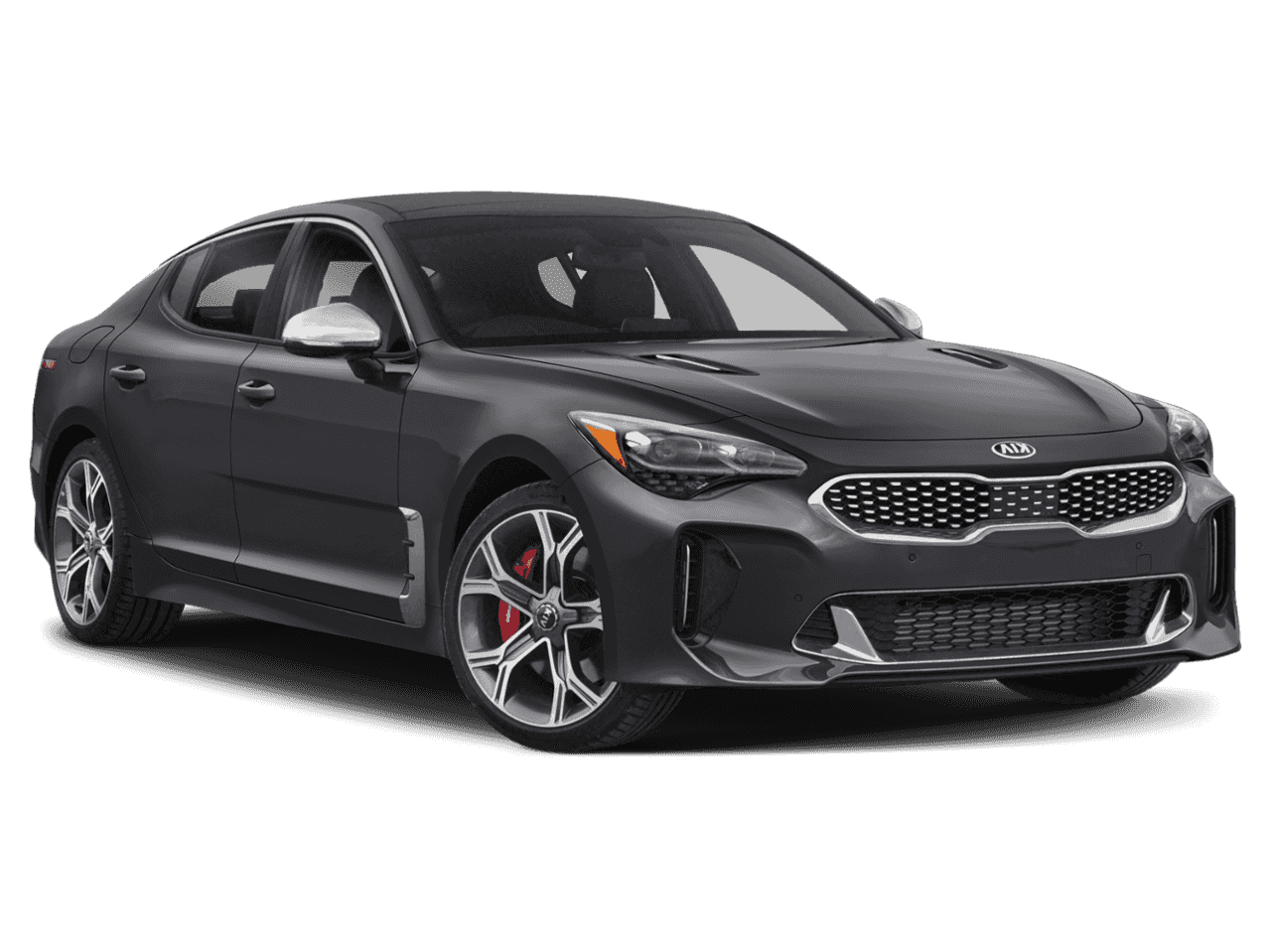2019 Kia Stinger Premium With Navigation & AWD
