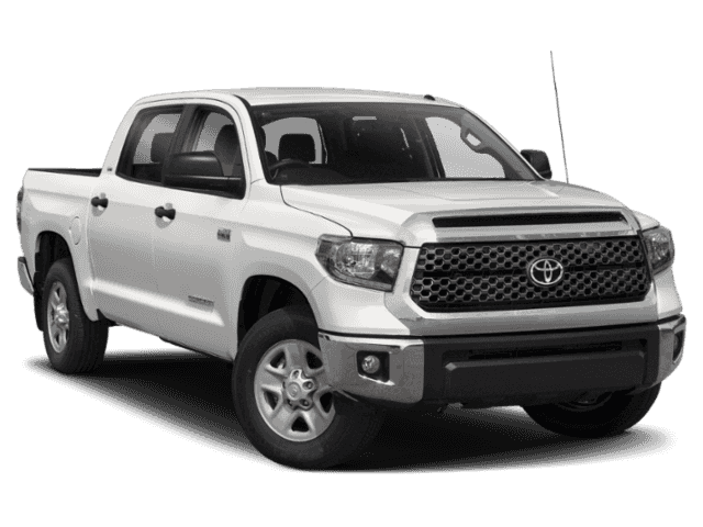 New 2020 Toyota Tundra SR5 4 door