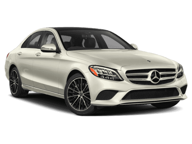 New 2020 Mercedes-Benz C300 4MATIC Sedan
