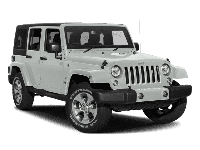 New 2018 Jeep Wrangler JK Unlimited Sahara