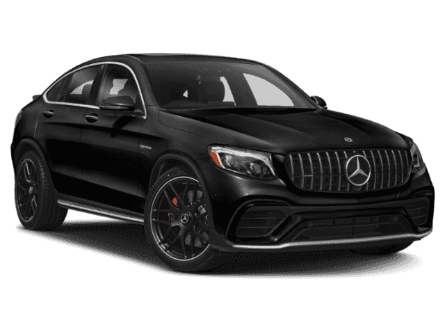 New 2019 Mercedes-Benz GLC GLC63 AMG