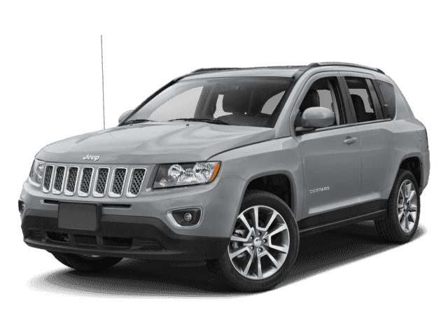 New 2017 JEEP Compass MK