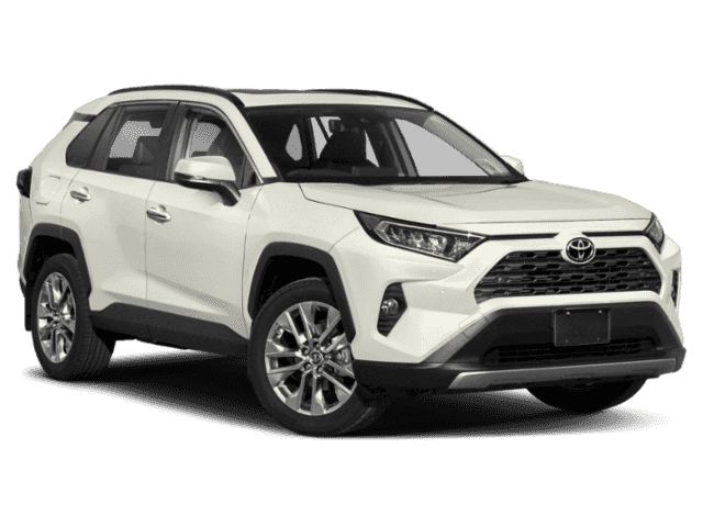 New 2019 Toyota Rav4 Limited 4d Sport Utility In Easton T48075