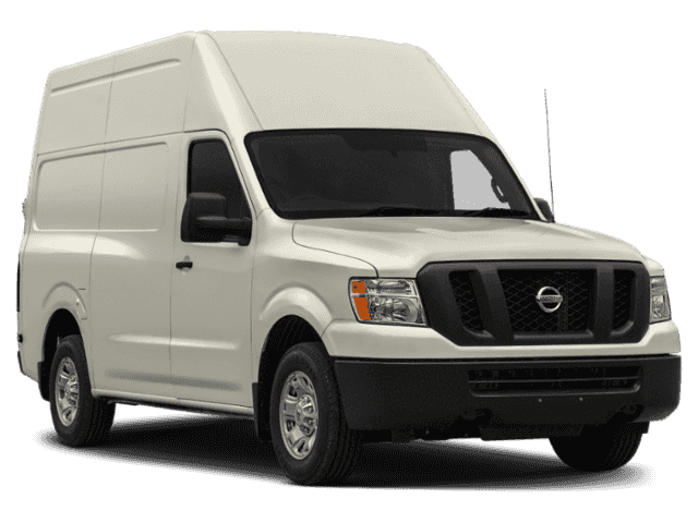 New 2018 Nissan NV1500 SV