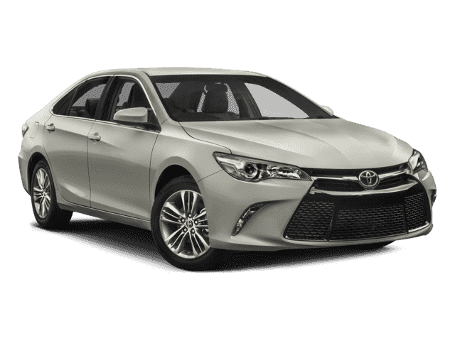 New 2017 Toyota Camry SE Front Wheel Drive Sedan