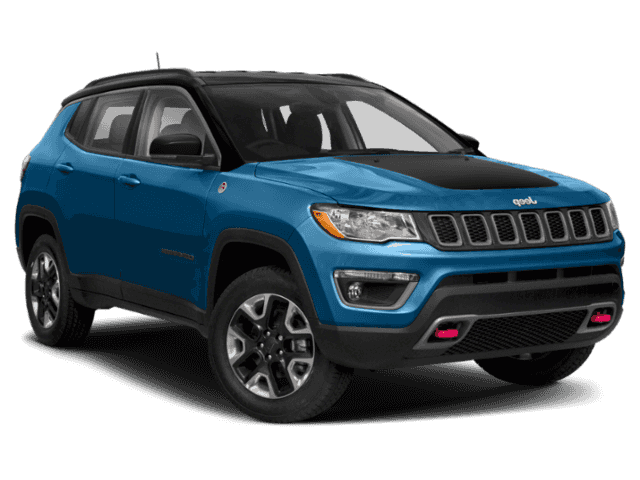 Jeep Compass Trailhawk 2019 Blue