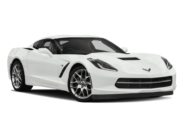 New 2019 Chevrolet Corvette Stingray
