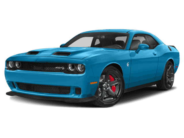 New 2019 DODGE Challenger