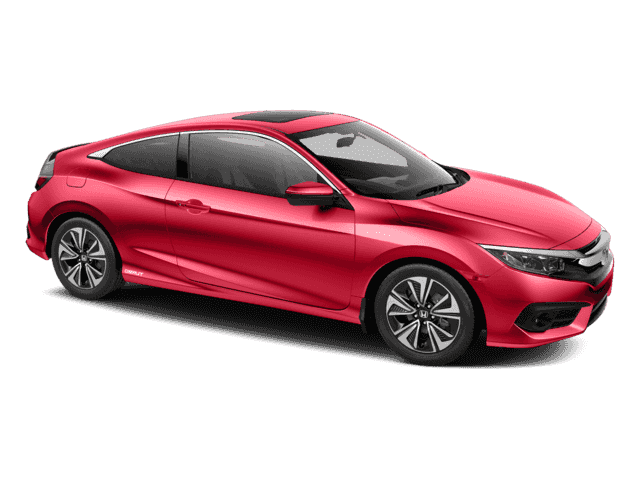 New 2018 Honda Civic EX-T FWD Coupe