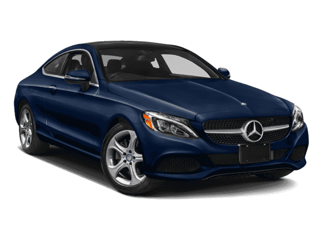 New 2017 Mercedes-Benz C-Class C 300 4MATIC® COUPE