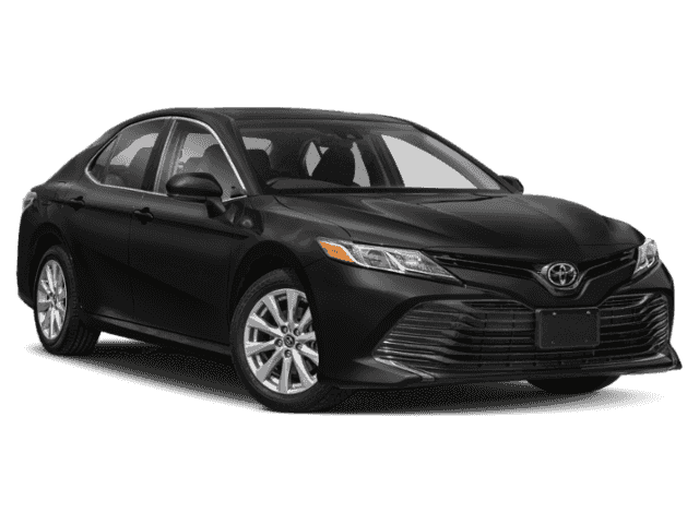 New 2020 Toyota Camry LE 4D Sedan AWD