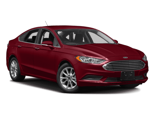 New 2017 Ford Fusion SE Baxter Ford