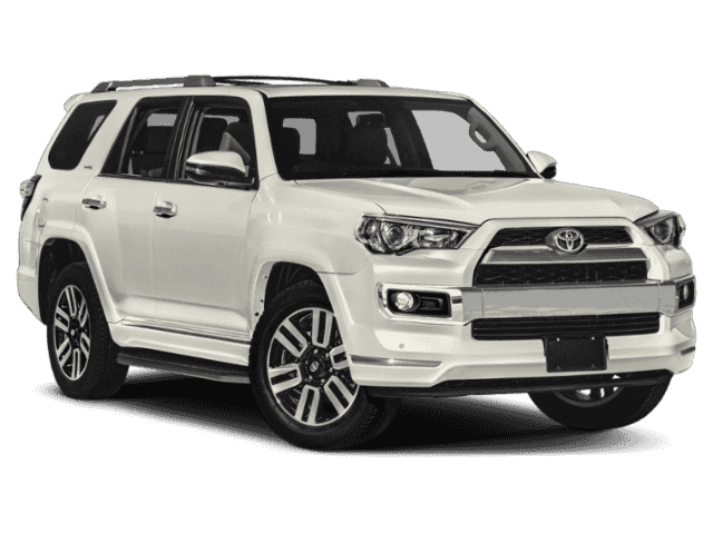 New 2019 Toyota 4Runner 4x4 Limited