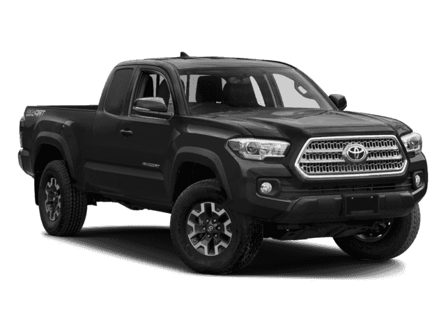 New 2017 Toyota Tacoma Trd Off Road Extended Cab Pickup In