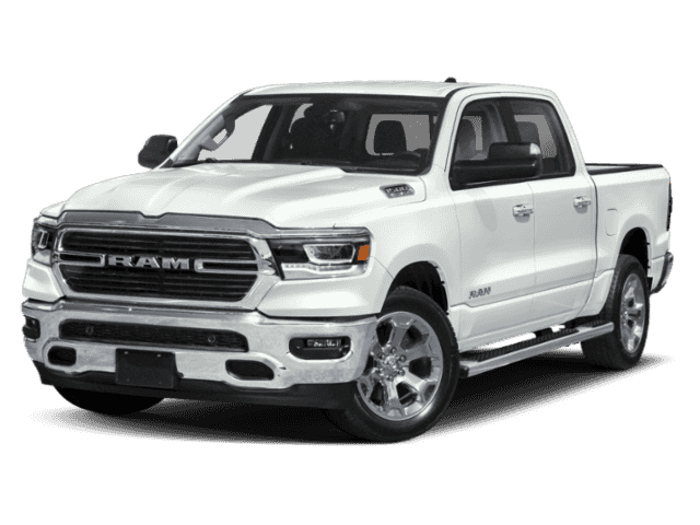 New 2019 RAM All-New 1500 Laramie 2WD 5ft7 Box