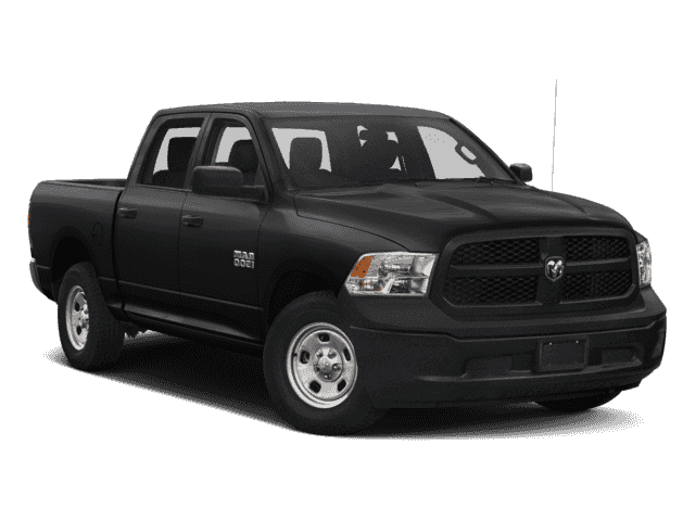 NEW 2018 RAM 1500 EXPRESS CREW CAB 4X2 5'7 BOX