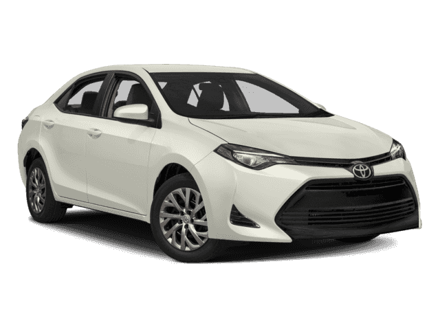 New 2018 TOYOTA Corolla 4Dr. Sedan LE